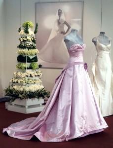 Flower's dress