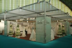 "Exhibition ""io sposa"" 2005 – Bari"