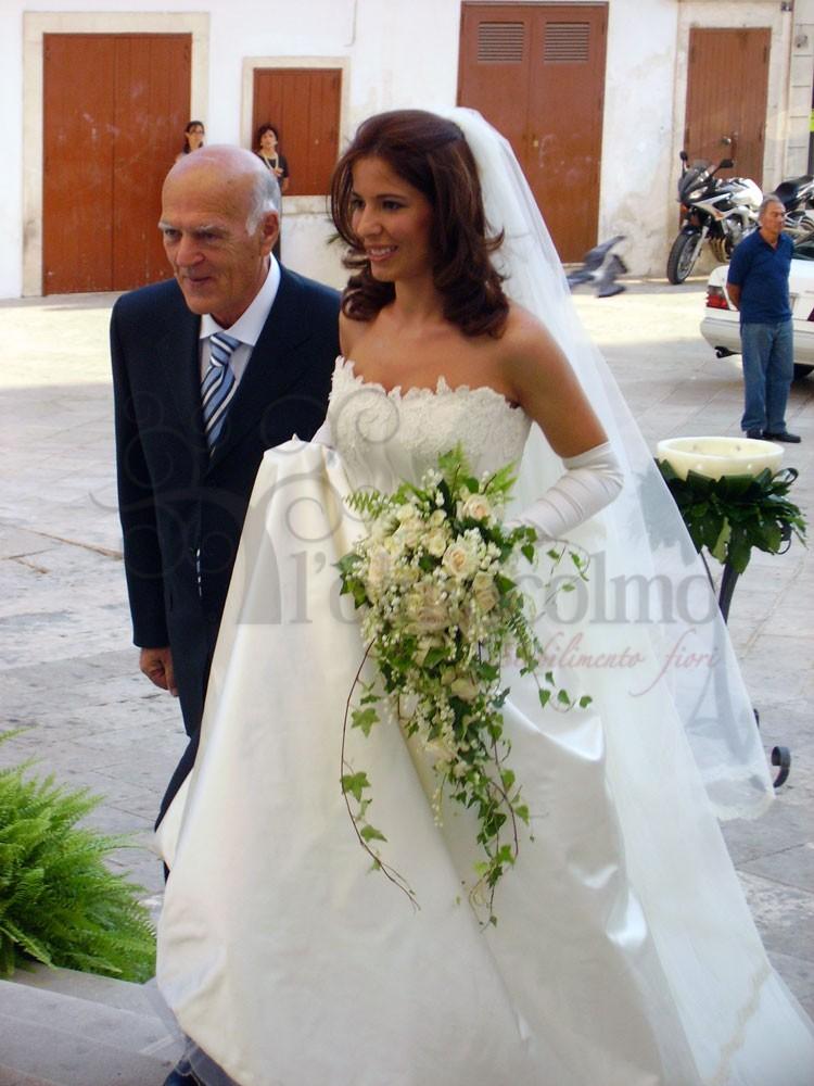Matrimonio In Total White : Stabilimento fiori l olmocolmo bouquet total white